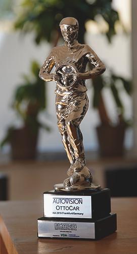 OttoCar Award